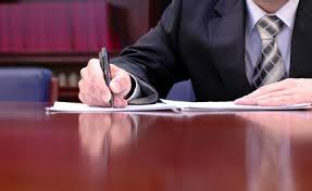 تنظیم کننده قرارداد