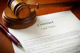 قراردادهای تخصصی تنظیم قراردادها