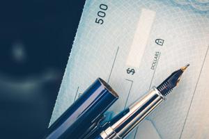 انکار امضای چک