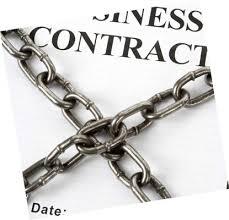 حق حبس در قراردادها